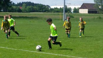 U9-2 gegen Pilsach