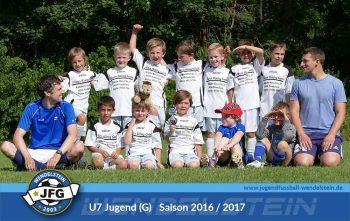 Frohes Fest: U7 schafft den fünften Turniersieg in Folge | JFG ...